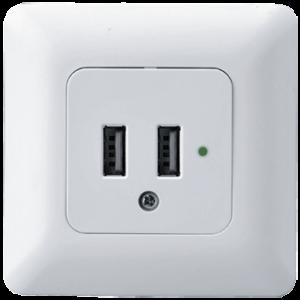 Prise USB Adenium energical