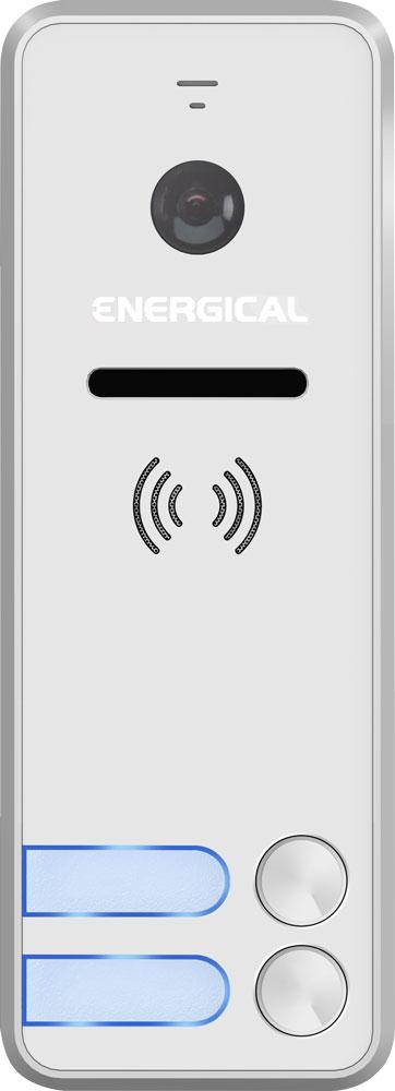 sonnette d'appartement avec 2 bouton